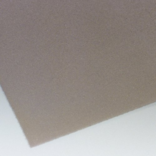 Thomafluid Schaumstoff-Platte aus PEUR, Stärke: 60 mm, Abmessung: 700 x 1000 mm