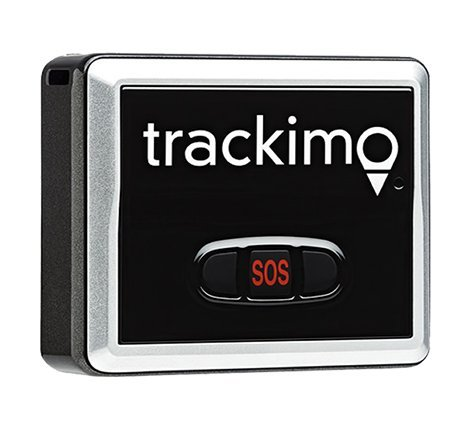 Trackimo GPS Tracker 2G für Ihr Gepäck inkl. 1 Jahr Datendienst weltweit / GPS / GPRS / GSM / Koffer / Gepäck / Reisen / Urlaub