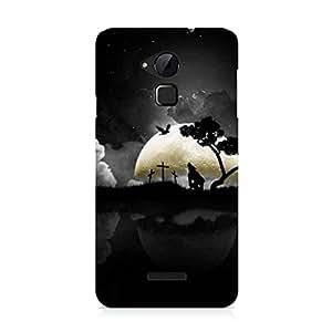 Hamee Designer Printed Hard Back Case Cover for Coolpad Note 3 Lite Design 3741