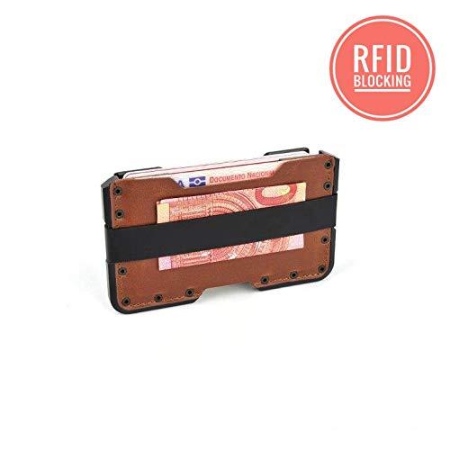 La Cartera Ultra Slim GOANSEE RFID Urban está diseñada para que puedas llevarla en cualquier bolsillo y que tus tarjetas siempre estén protegidas. Características del Tarjetero GOANSEE RFID Urban Moderna y elegante: Con un diseño nuevo y diferente es...