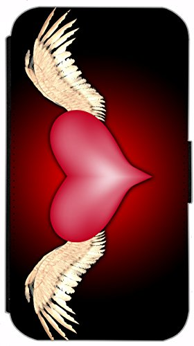 Flip Cover für Apple iPhone 6 / 6S (4,7 Zoll) Design 363 Hanf Marihuana Pflanze Hülle aus Kunst-Leder Handytasche Etui Schutzhülle Case Wallet Buchflip mit Bild (363) 361