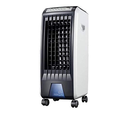 MASOSER Raffreddamento dell'aria Telecomando Temporizzazione intelligente, regolazione della velocità dell'aria a tre velocità e funzione di purificazione, umidificatore e ventilatore 3 in 1, climatiz