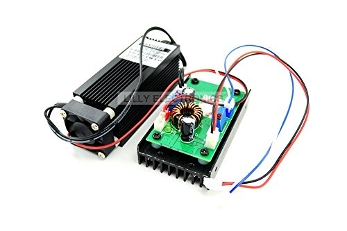 fokussierbar 1,6W 808nm Infrarot Laser Diode Modul -