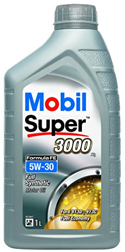 Mobil 1 Super 3000 X1 Formula FE 5W-30 Engine Oil, 1L
