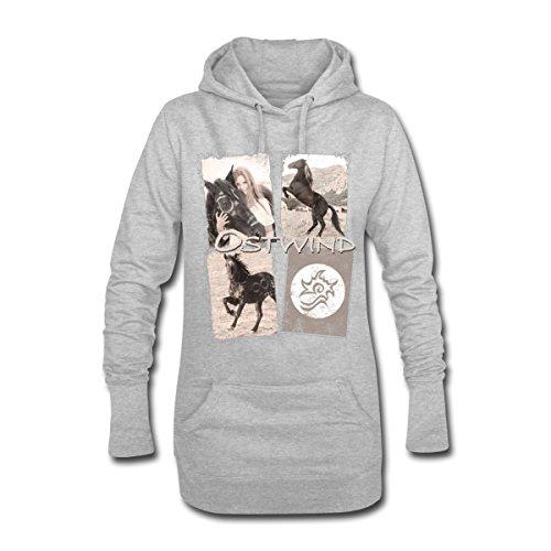 OSTWIND Aufbruch Nach Ora Collage Hoodie-Kleid von Spreadshirt®