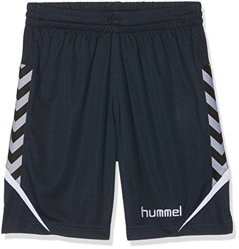 hummel Kinder AUTH. Charge Poly Shorts Total Eclipse, 164-176