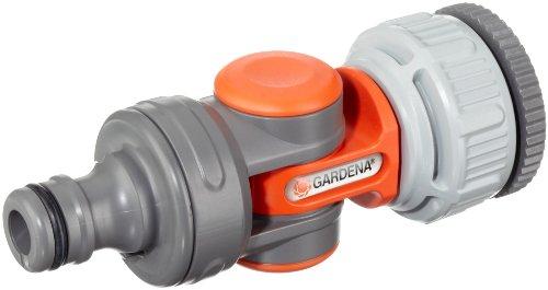 Gardena nez de robinet coudé et articulé 33,3 mm (G 1\