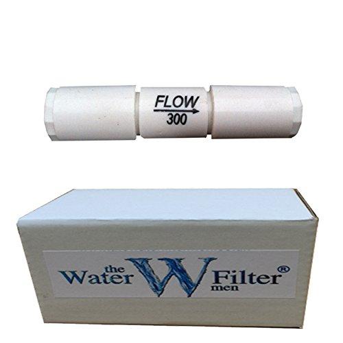 Osmosis inversa de flujo en línea Restictor para membrana del RO, 300ml Flow Restrictor