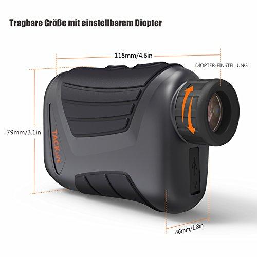 Zoom IMG-1 tacklife telemetro mlr01 misuratore laser