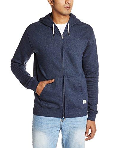 DC Shoes rebel3 Herren Sweatshirt Heather Charcoal fr: navy. Sweatshirt ...