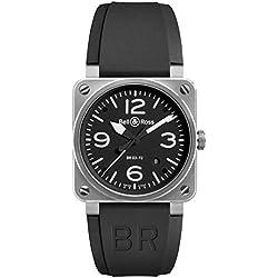 Bell & Ross Aviation BR03-92 BR0392-BL-ST