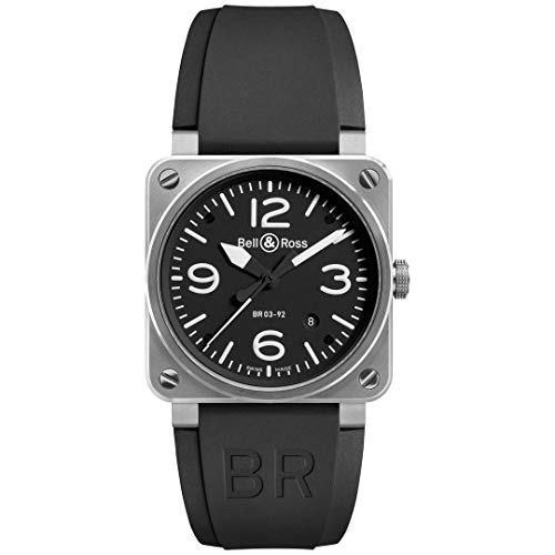 Bell & Ross Aviation BR03-92 BR0392-BL-ST