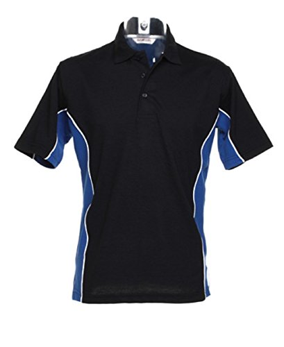 Gamegear - Polo -  Homme Multicolore - Black/Royal