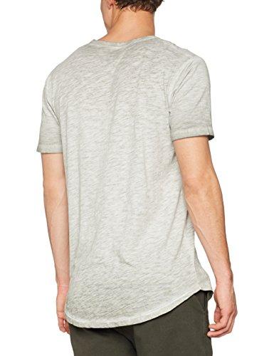 Shine Original Herren T-Shirt Dirty Slub Tee Edwin S Grau (Grey)