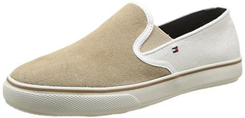 Tommy Hilfiger Vivien 23c Damen Sneaker Beige - Beige (Sand/Ashes Of Roses)