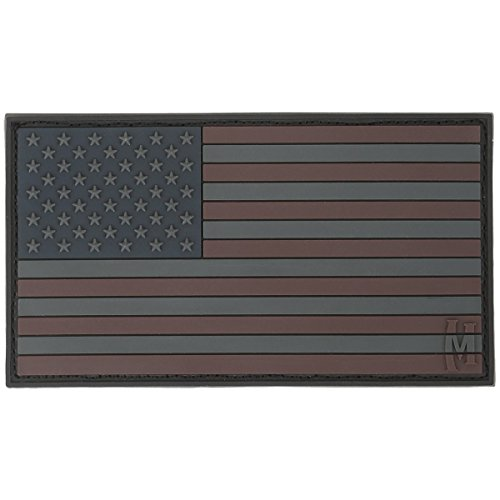 Maxpedition Maxpedition USA Flag Patch - Stealth -