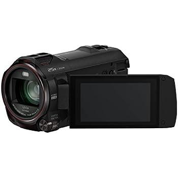 Panasonic HC-VX878EG-K Camcorder