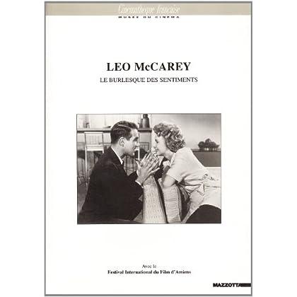 Léo Mccarey Burlesque des Sentiments