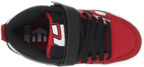 Etnies KIDS DECADE,-Schuhe Sport Jungen Rouge (Black/Red 595)