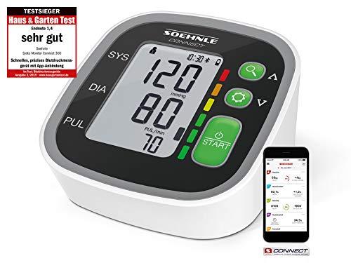 Soehnle 68096 Misuratore di Pressione Connect 300