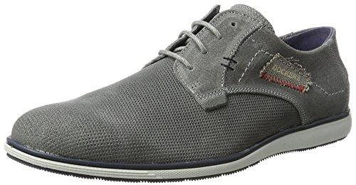 Dockers by Gerli Herren 39JN005-207200 Sneaker, Grau (Grau), 44 EU (Anzug Dockers Herren)