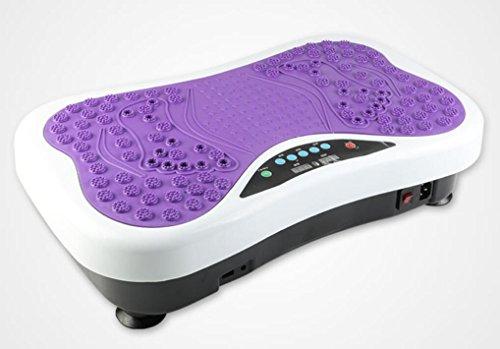 Körper fit Vibrationsplatte für Gewichtsverlust und Körper Tönung , purple