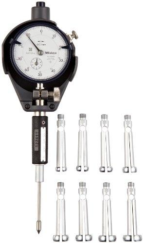 Mitutoyo 526-127 Präzisions-Innenmessgerät mit Messuhr, 10-18 mm