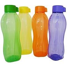 Tupperware éco facile jeu de bouteille 1000ml quatre (4 * 1000 ml)