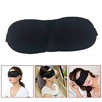Daxey - eyeshade Reisen schlafen Augenmaske 3D-Memory-Schaumstoff gepolstert Beschattung Sleeping Blindfold für... preisvergleich bei billige-tabletten.eu