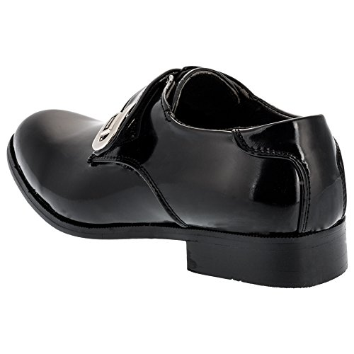 Eleganter Jungen Schuh in verschiedenen Varianten und Farben #721 Klett