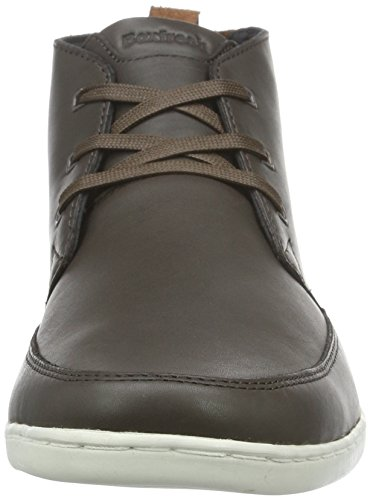 Boxfresh Herren Symmons High-Top Braun (Dark Brown)
