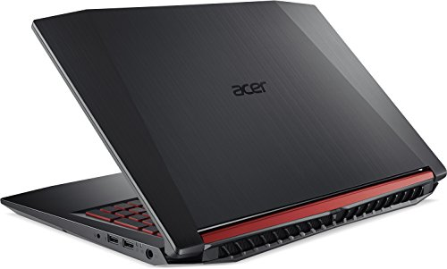 Acer Nitro AN515-51 15.6-inch Laptop (Core i5 7300HQ Processor/8GB RAM/128 GB SSD/1 TB HDD/Windows 10/NVIDIA GeForce GTX 1050 Ti 4GB GDDR5 VRAM), Black