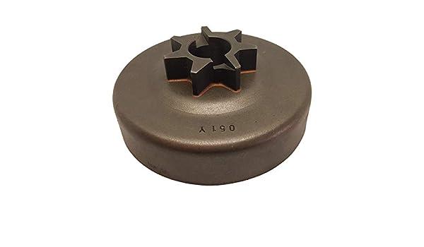 """Kettenrad 404/"""" 7Z mit Nut passend für Stihl 075 076 075AV 076AV TS50"""