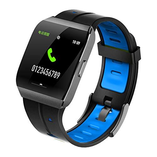 LRWEY wasserdichte Sport-Smartwatch, Special Edition Health & Fitness-Smartwatch mit Herzfrequenz, Musik- und Schwimm-Tracking, geringem Verbrauch und hoher Geschwindigkeit