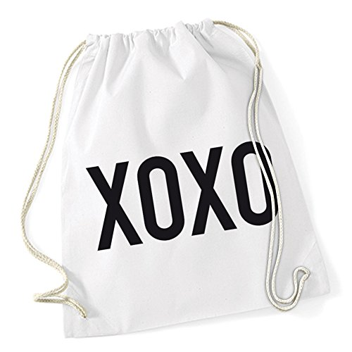 Certified Freak XOXO Gymsack White