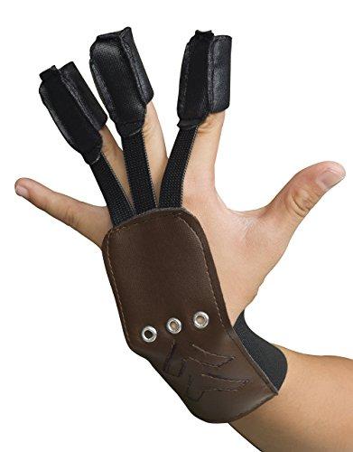 Hawkeye Bogenschützen Handschuh, Kinder Avengers Age of Ultron Kostüm Zubehör (Hawkeye Avengers Age Of Ultron Kostüm)