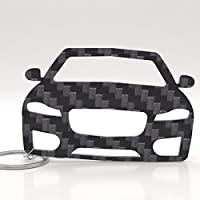 ACF Jaguar XF R de Deportes de Llaves | Colgante | auténtica Carbon | Idea de