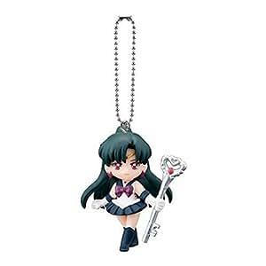 Sailor Moon Figure Keychain Part-3~20th Annivesary PVC Mascot Swing~Sailor Pluto