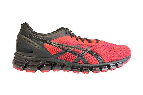 Asics Gel-Quantum 360 Knit, Chaussures de Course pour Entraînement sur Route Homme, Noir