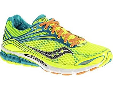 Saucony - Chaussures d'athlétisme - Saucony Powergrid Triumph 11 Jaune / Bleu - EU 42 - US 8.5 - UK 7.5