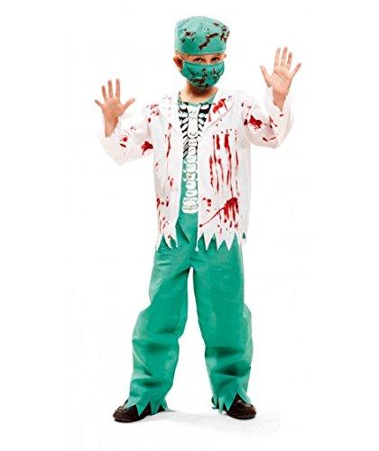 My Other Me Disfraz de Cirujano Esqueleto para niños en Varias Tallas para...