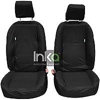 Inka Corp. Coprisedili guidatore e passeggero, sedili anteriori, per Land Rover Freelander 1 MY, modelli (Sedile Anteriore Del Passeggero)
