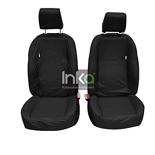 Inka Corp Range Rover Sport L494 Fully Tailored Waterproof Front Seat Covers 2013-2016 Heavy Duty Right