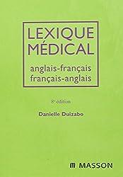 Lexique médical anglais-français et français-anglais