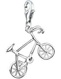 Nena Lina Charm bicicleta Colgante 925 plata esterlina para todos los colgantes 713196-000