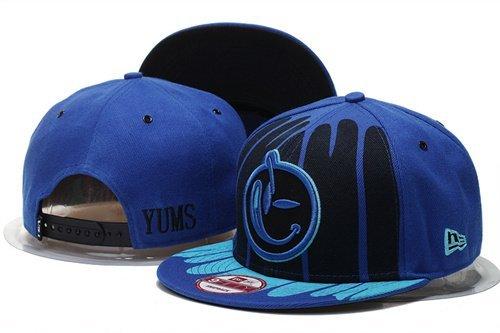 Yums Fashion Snapback Cap Hat Hat by Daniel