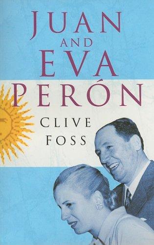 Juan and Eva Peron por Clive Foss