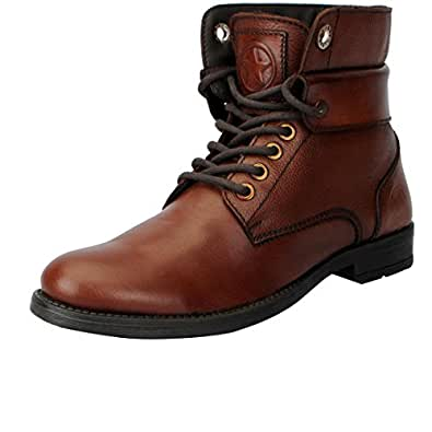 Fausto 3406-44 Tan Men's Boots