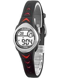 Uhren & Schmuck Kleine Xonix Armbanduhr Für Kinder Wr100m Nickelfrei Armbanduhren