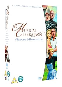 Rodgers And Hammerstein : A Musical Celebration - Carousel / The King and I / Oklahoma ! / The Sound of Music / South Pacific / State Fair [12 DVD Special Edition Box Set]